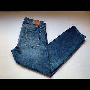 Lucky brand jeans sienna slim boyfriend size 8/29